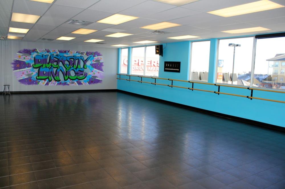 Spa Interior Design Reception