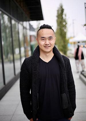 "Mr. Yimu ""Moo"" Wang"